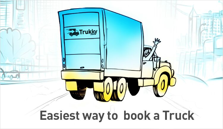 Truck and Cargo booking