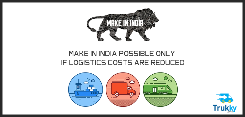 Make In India - Cargo and Truck Booking
