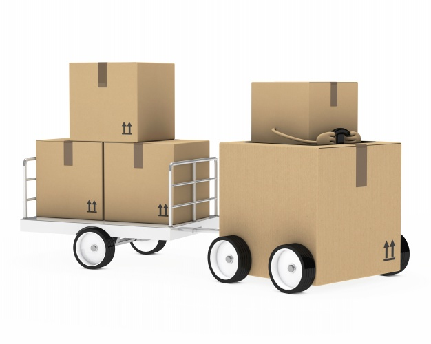 goods for transportation