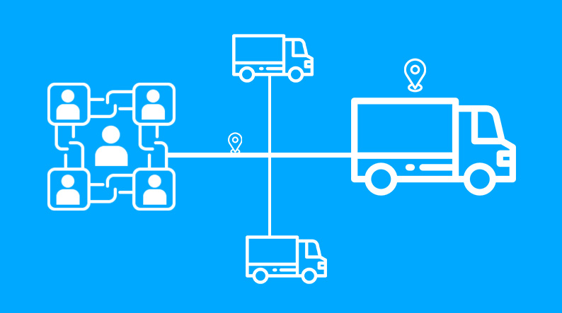 blockchain-truck-transport