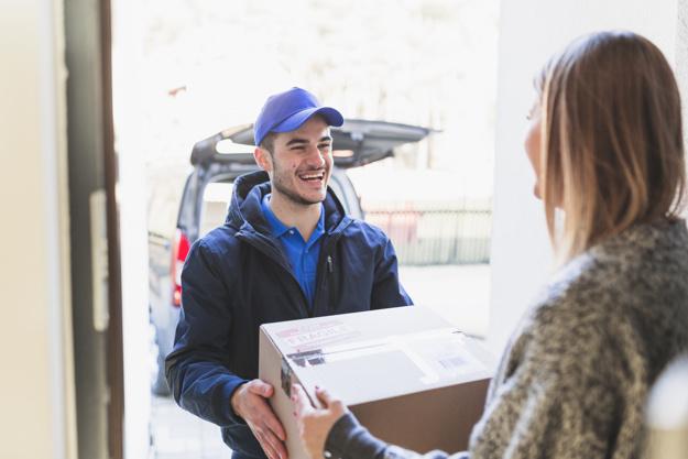 part load service parcel service
