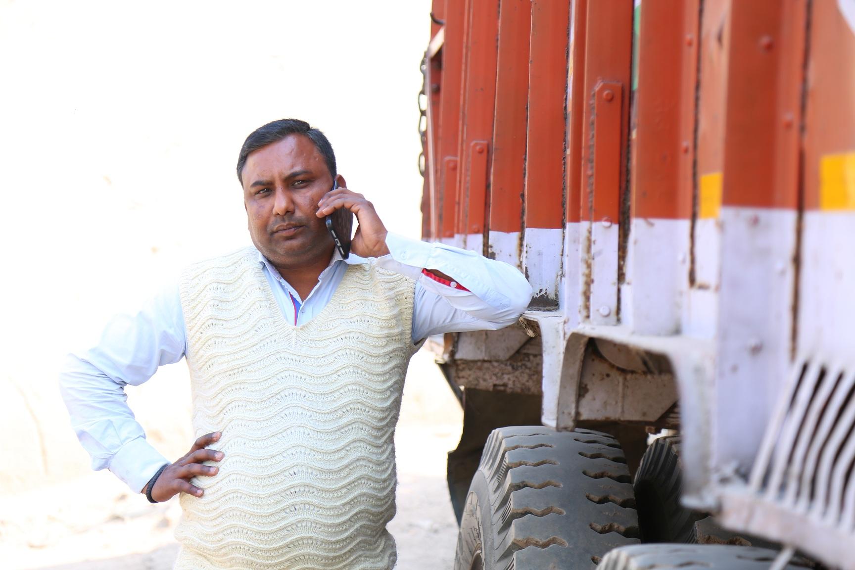 trucks drivers