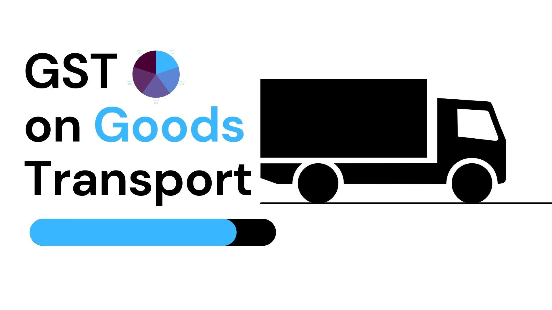 GST in Transport